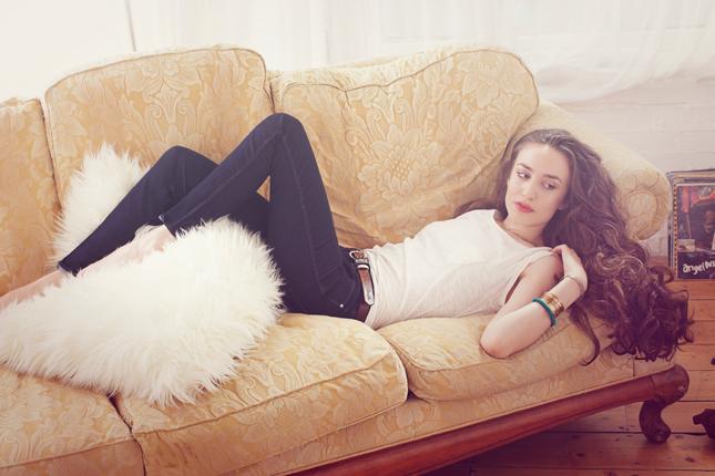 elizabeth jagger wrangler denim spa