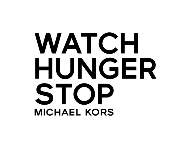 Michael Kors per il World Food Programme