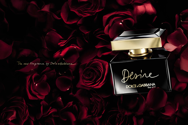 Scarlett Johansson per Desire by Dolce & Gabbana