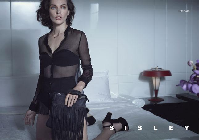 Milla Jovovich per Sisley