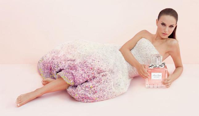 Natalie Portman per Miss Dior
