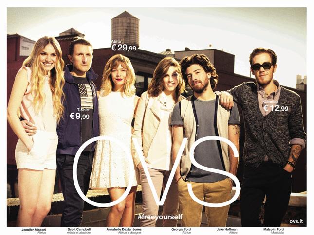 OVS Spring-Summer 2013
