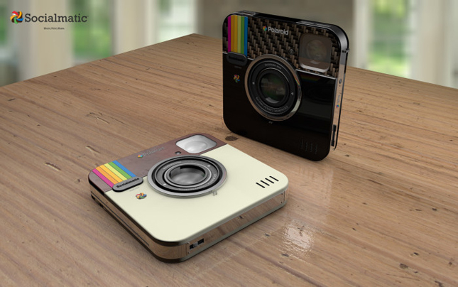 Socialmatic Camera by Polaroid