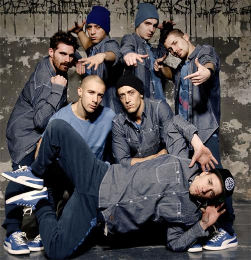 Puma Dance Crew a Milano