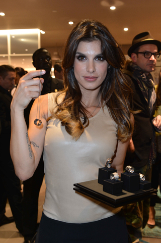 elisabetta canalis calibro 12 first people first