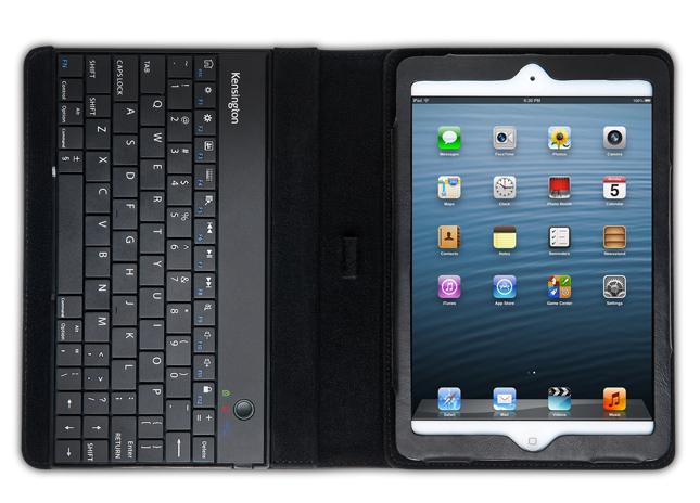 tastiera-custodia ipad mini kensington