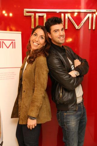 Paola Ruffo e Matteo Ausano di La Perla