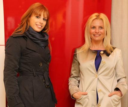 Eleonora Monti e Maria Chiara Arona di Pink & Chic Communication