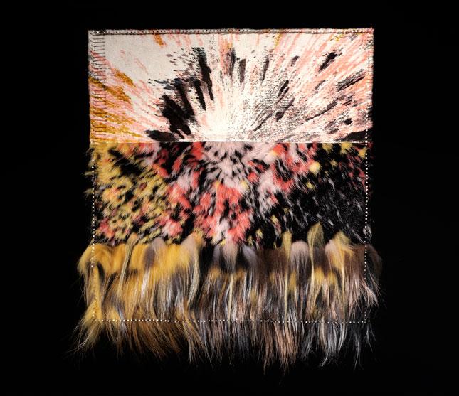 Big Bang Fur Tablet
