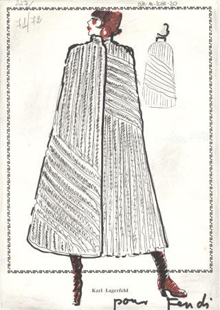 sketch ASTUCCIO 1971