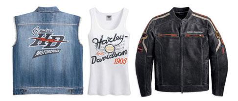 Harley-Davidson Spring-Summer 2013