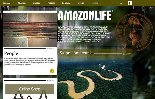 Amazonlife, Braccialini