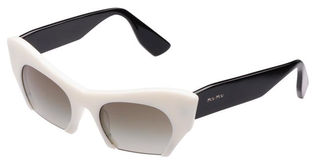 Miu Miu Rasoir Sunglasses
