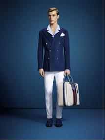Lapo's Wardrobe by Gucci