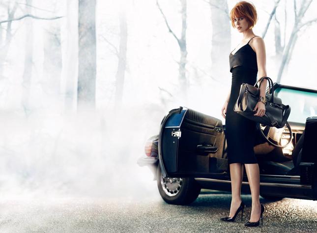 Nicole Kidman per Jimmy Choo