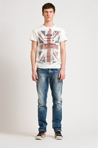 Pepe Jeans London 40th Anniversary Capsule Collection