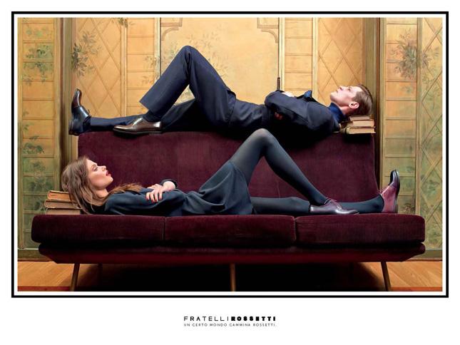 Fratelli Rossetti | Campagna pubblicitaria Fall-Winter 2013/14
