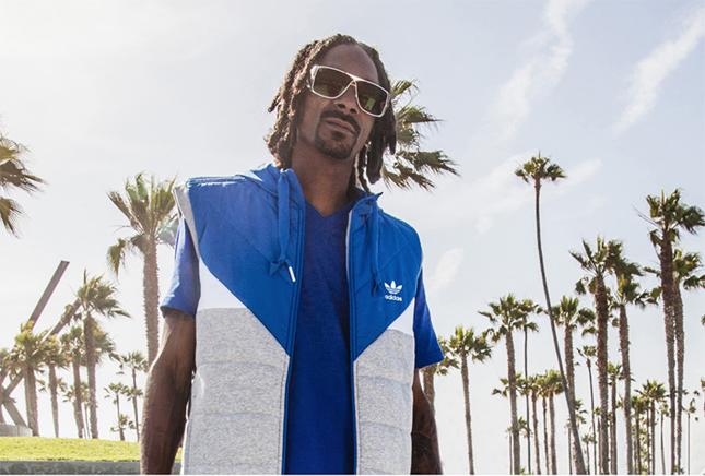 Snoop Lion è il volto della nuova campagna adidas Originals
