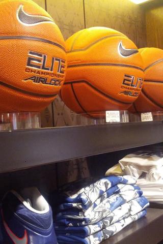 Palloni da basket della Nike