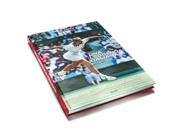 lotto sport italia libro celebrativo rizzoli