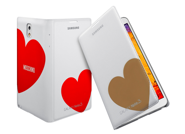 Cover Moschino for Samsung