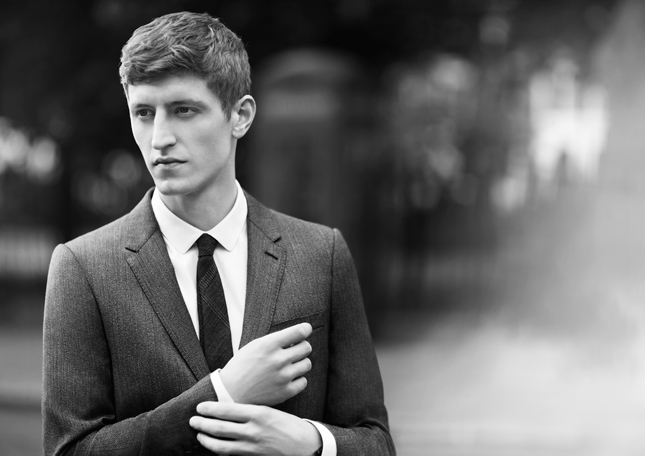 Burberry Travel Tailoring