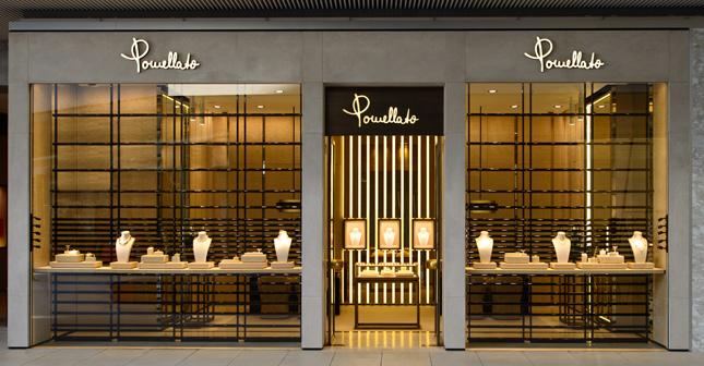 Boutique Pomellato a Istanbul