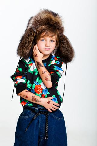 MSGM Kids Autunno-Inverno 2013/14