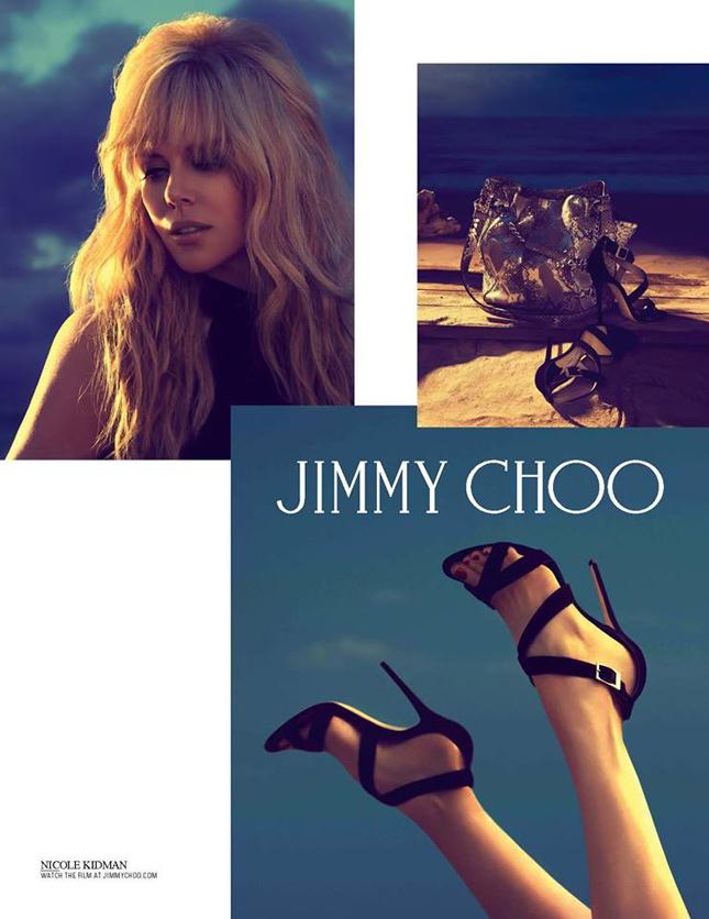 Nicole Kidman per Jiommy Choo Cruise 2014