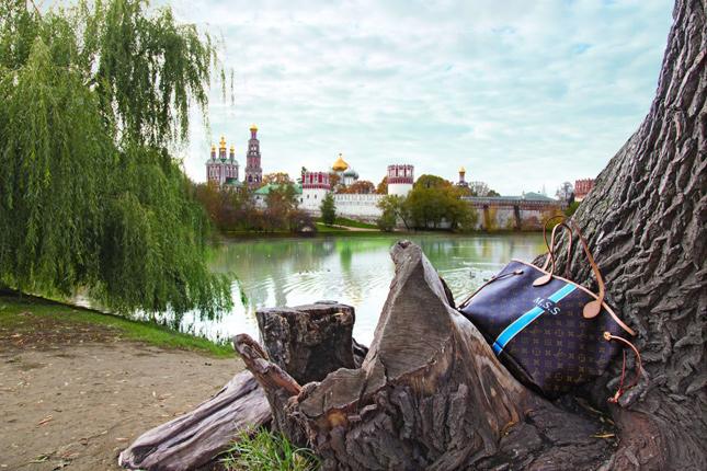 Cartoline di Viaggio by Micol Sabbadini - Moscow