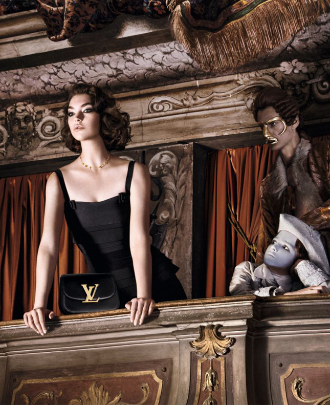 Arizona Muse per Louis Vuitton