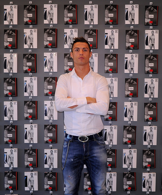 CR7 Collection by Cristiano Ronaldo