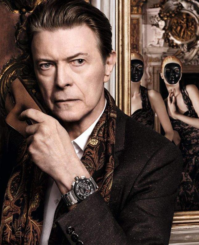 David Bowie per Louis Vuitton