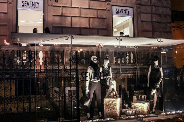 Boutique Seventy a Palermo
