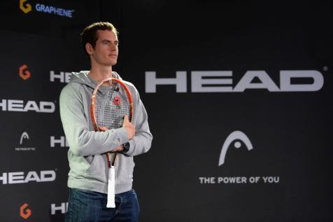 Andy Murray per Head
