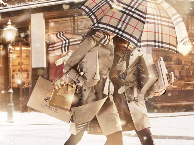Burberry With Love