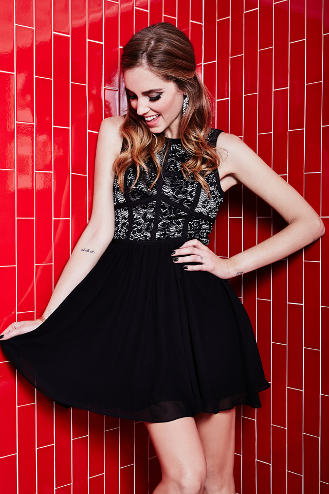 low priced cbf24 70d13 Chiara Ferragni per GUESS: ALL I WANT IS EVERYTHING ...