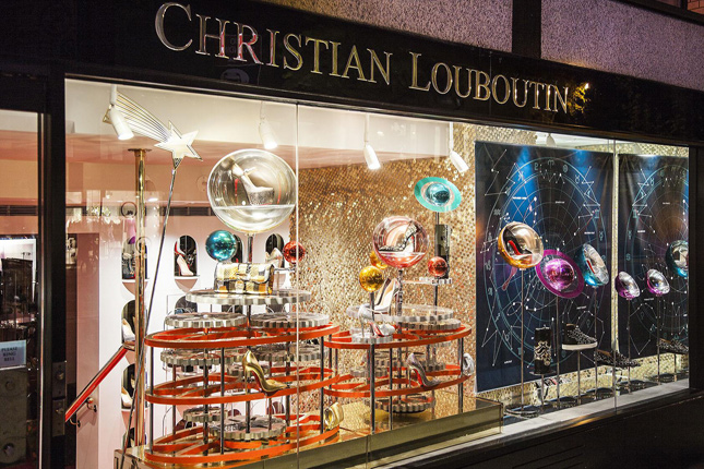 christian louboutin negozi