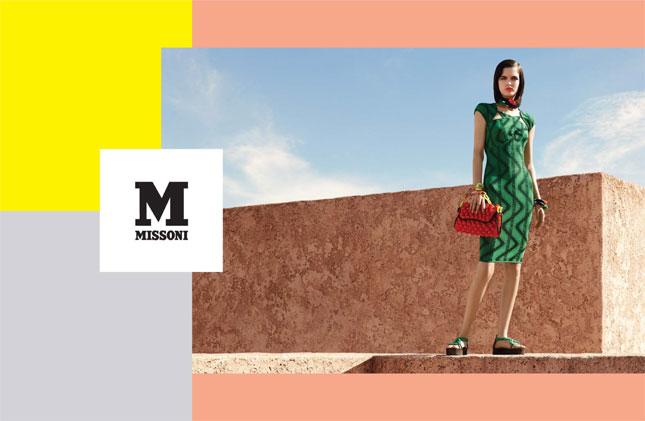 M Missoni, Spring-Summer 2014