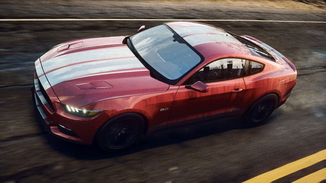 Nuova Ford Mustang protagonista di Need For Speed