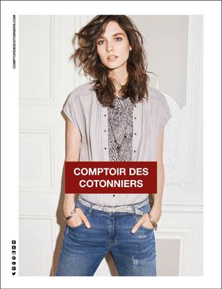 comptoir des cotonniers spring-summer 2014