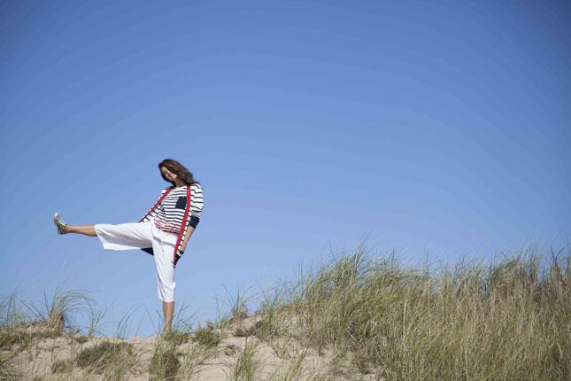 Emily Di Donato per Stefanel | Primavera-Estate 2014