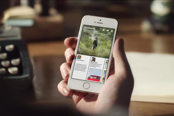 App Paper per Facebook