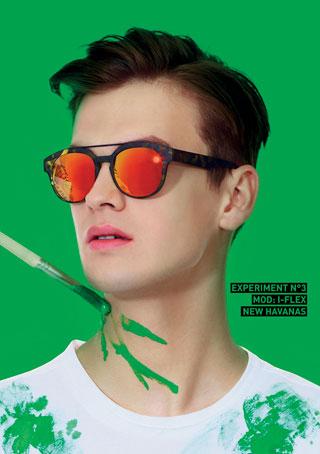 Italia Independent campagna pubblicitaria spring-summer 2014