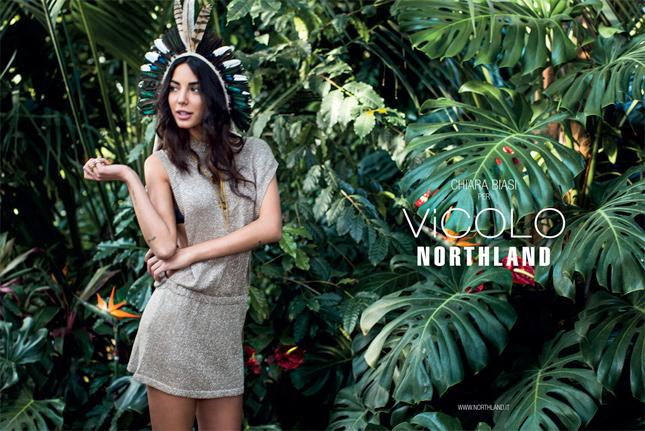Chiara Biasi per Vicolo Northland
