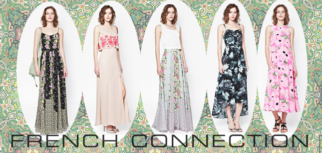 French Connection Spring-Summer 2014