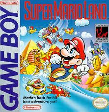 Super Mario Land.
