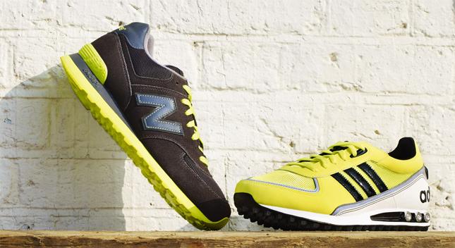 Foot Locker Sneaker Running
