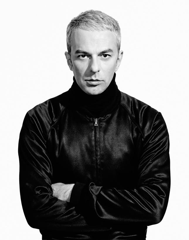 Rodolfo Paglialunga, Direttore Creativo di Jil Sander