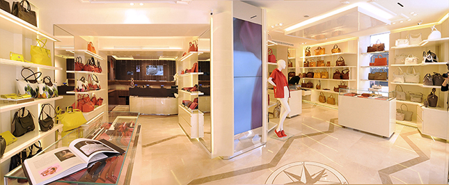 boutique longchamp a roma